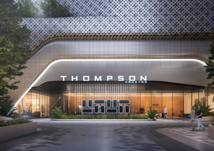 The Thompson Houston Hotel