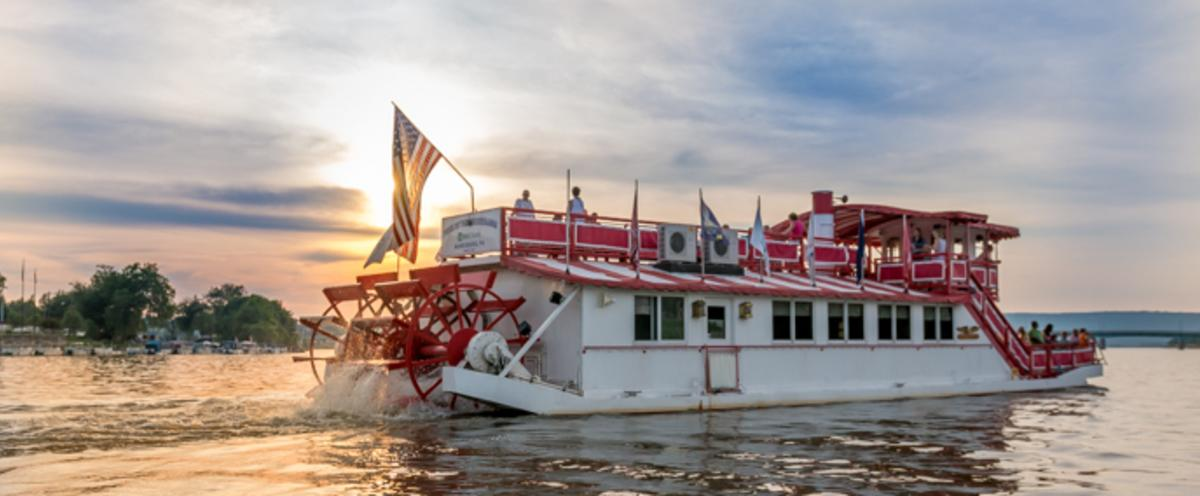 Copy of Susquehanna Pride Riverboat