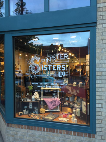 spinster new location