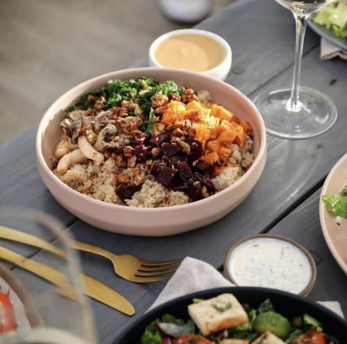 New Restaurants in KCOP