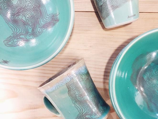 Ceramics by Sarah Arnston