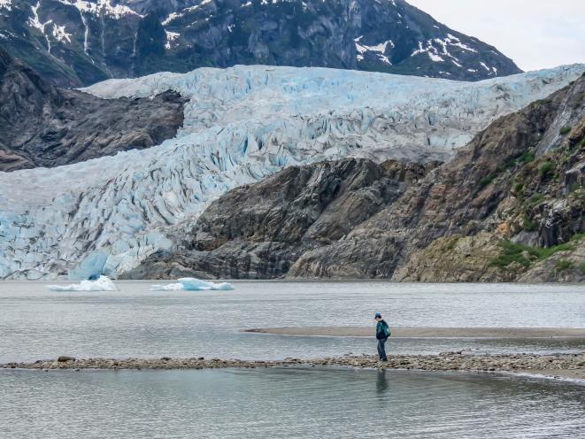 Springtime at the Glacier