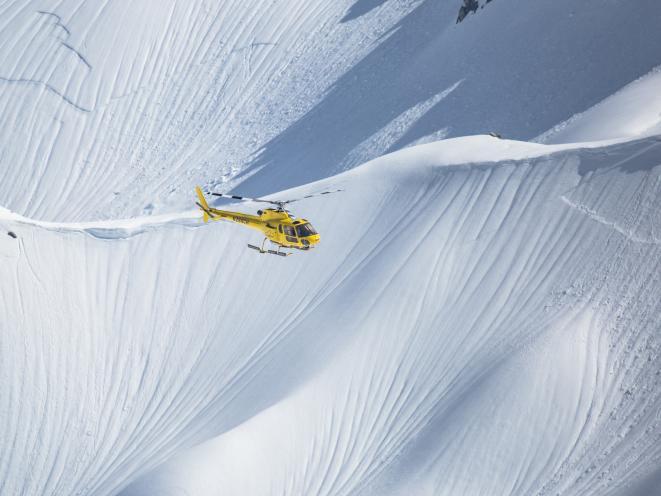 Heli - Skiing