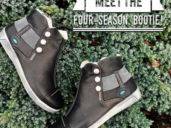 On Trend: Athleisure Booties