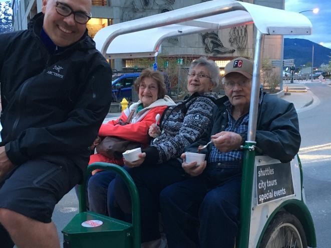 Juneau Pedicab