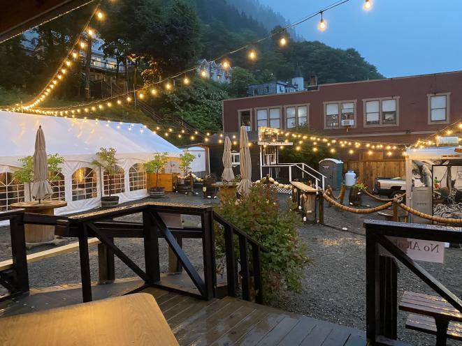 Alaska's 1st Food Truck Park