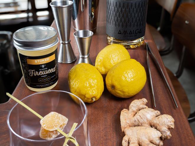 Ginger + Lemon