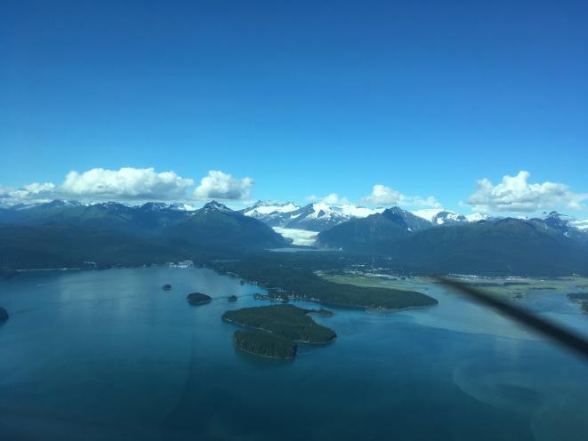 Auke Bay and Mendenhall Glacier