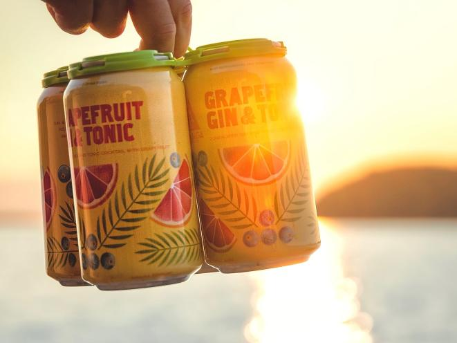 Canned Gin
