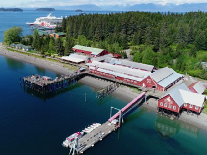 Historic Cannery Built in 1912