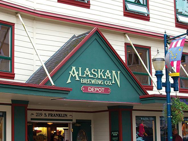 Alaskan Brewing Depot