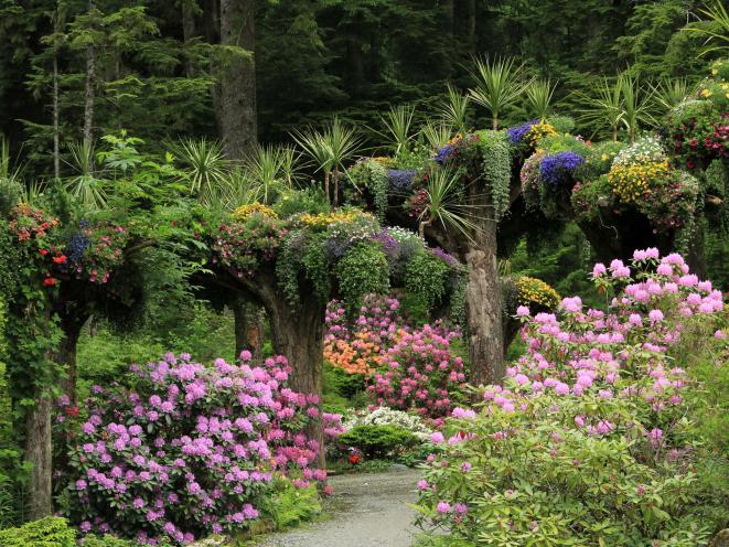 Flower Tower Gardens