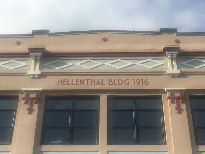 Hellenthal Building 1916