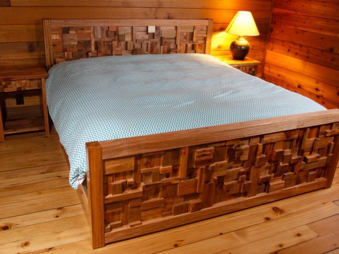 Tetris Bed