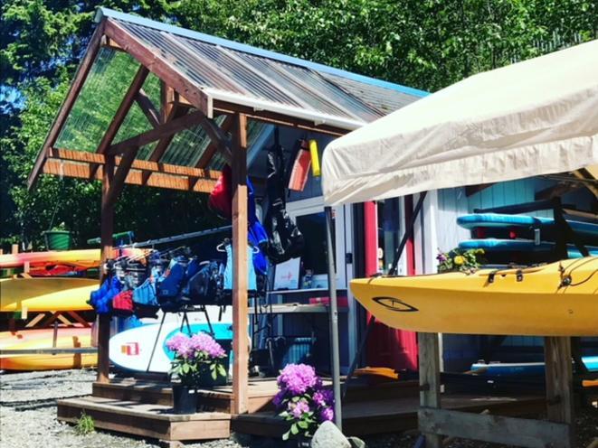 Alaska Boat & Kayak Rental Shop