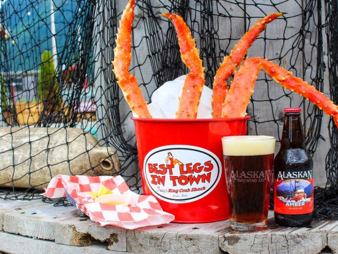 Tracy's Crab & Beer
