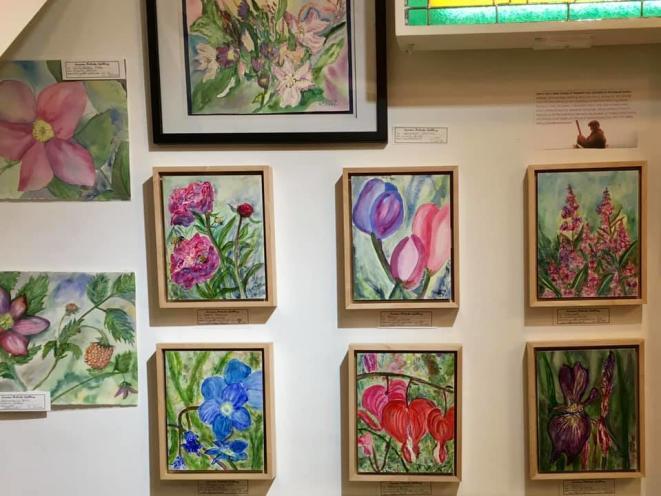 Juneau Artists Gal 8