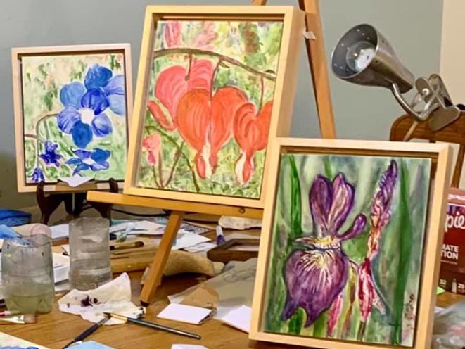 Juneau Artists Gal 1