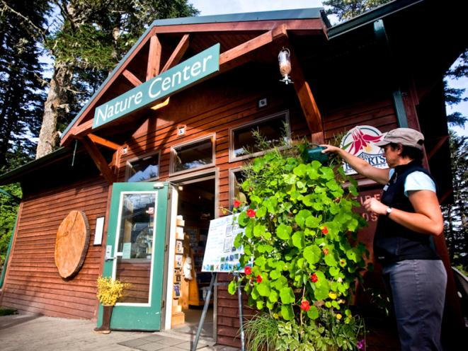 Mount Roberts Nature Center