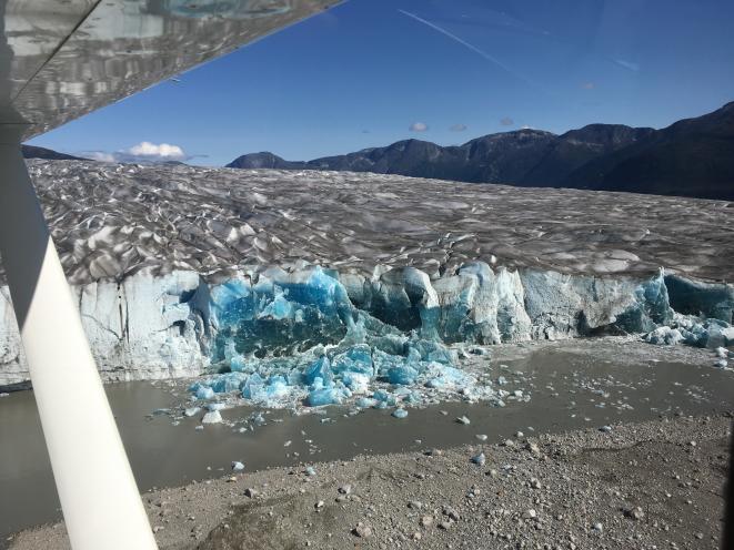 Norris Glacier Calve