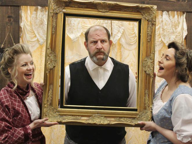 The Underpants at Perseverance Theatre
