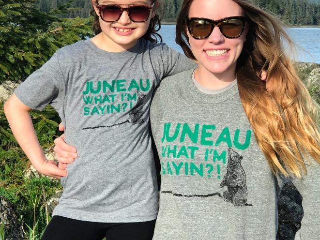 Juneau what I'm sayin