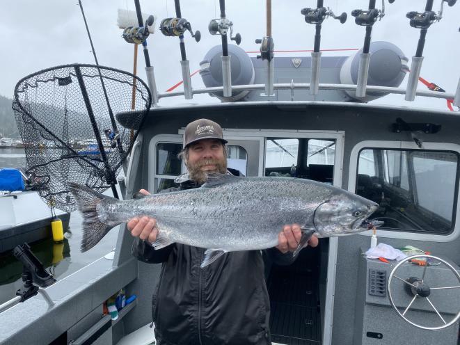 Salmon Fishing Success