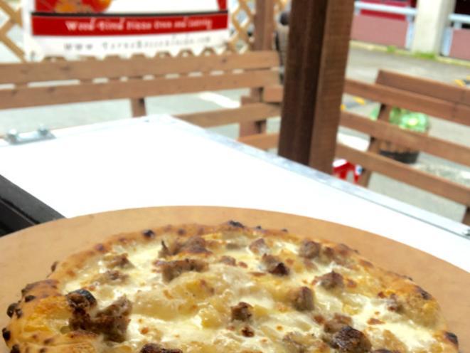 Reinbeer Pizza