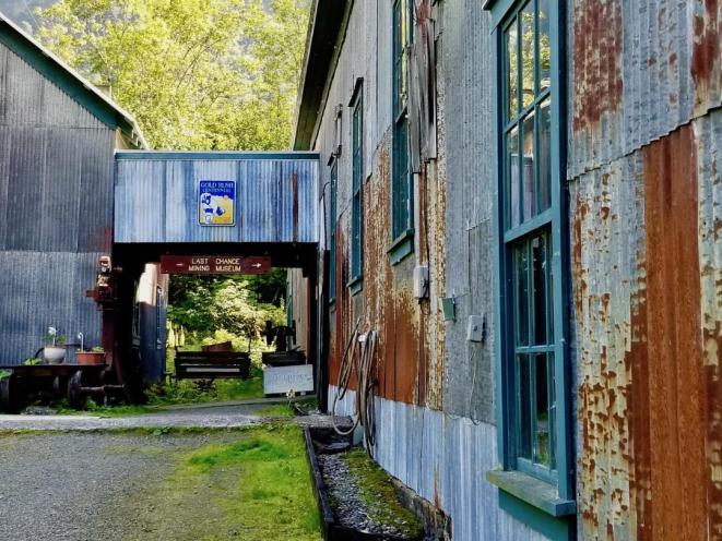 Last Chance Mining Museum