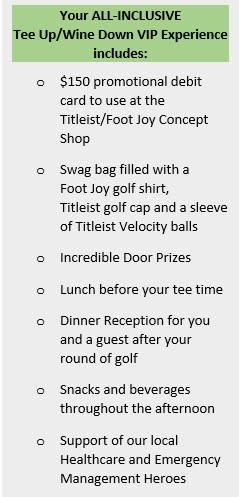 34th Annual GrapeFest Golf Tournament