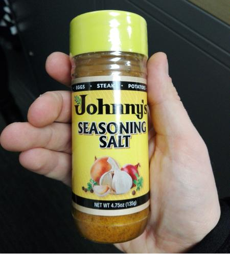 Johnny's Seasoning Salt