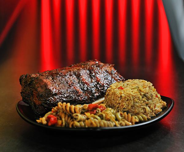 Ivy's Jerk Joint BBQ in Fort Wayne, Indiana