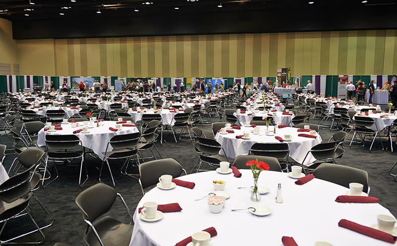 Lansing Center | Diverse Meeting Space