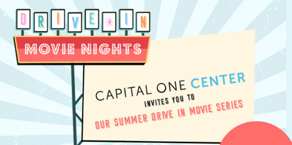 Capital One Center Drive In