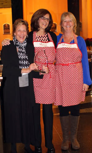 Sweet Treat Trail award recipients