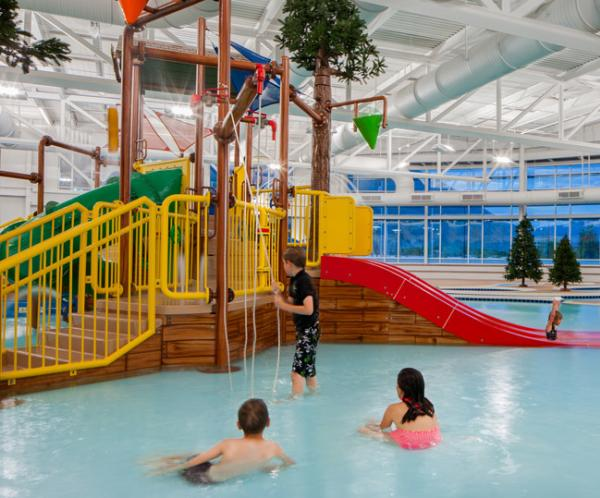 Swimming Pool at Provo Rec Center