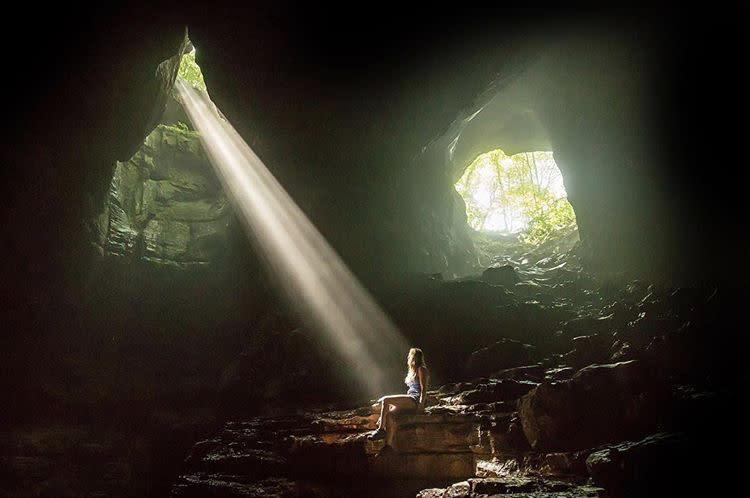 stephen's gap cave