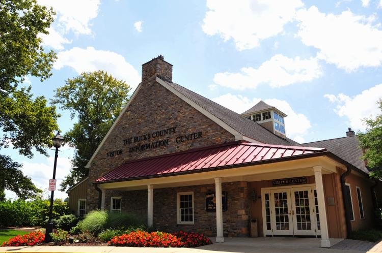 On your way to Bucks County and still aren't sure what to do? Visit Bucks County offers a convenient Visitor Center to better help you plan your getaway to the Philadelphia country.