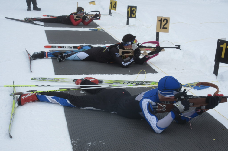 Biathlon Shooting