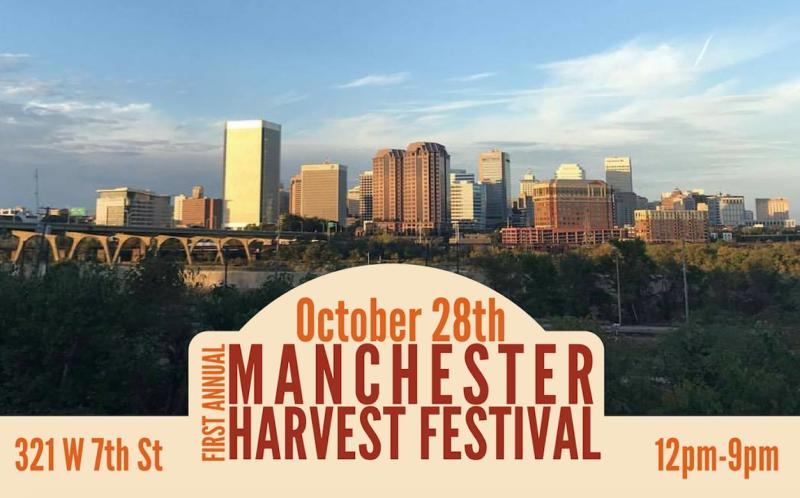 Manchester Harvest Festival