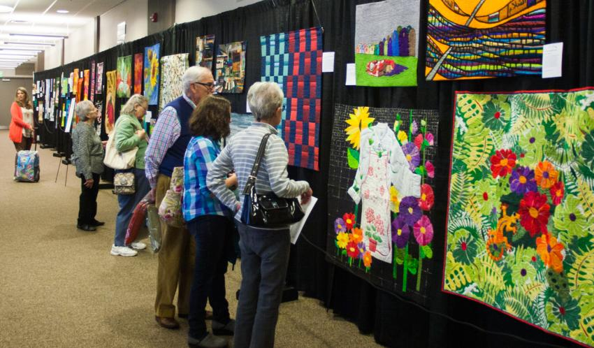 indiana heritage quilt show