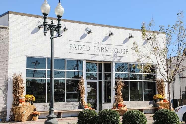 Faded Farmhouse