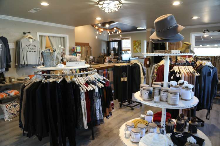 Twig Boutique Interior