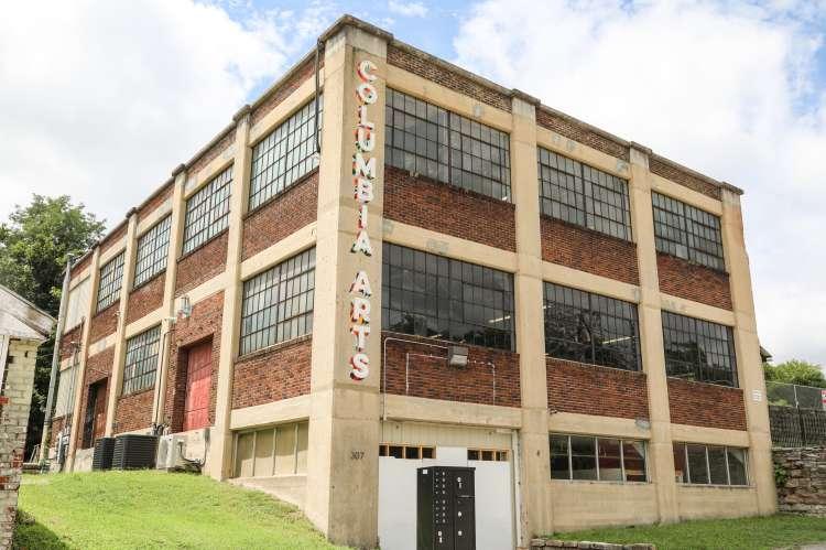 Columbia Arts Building