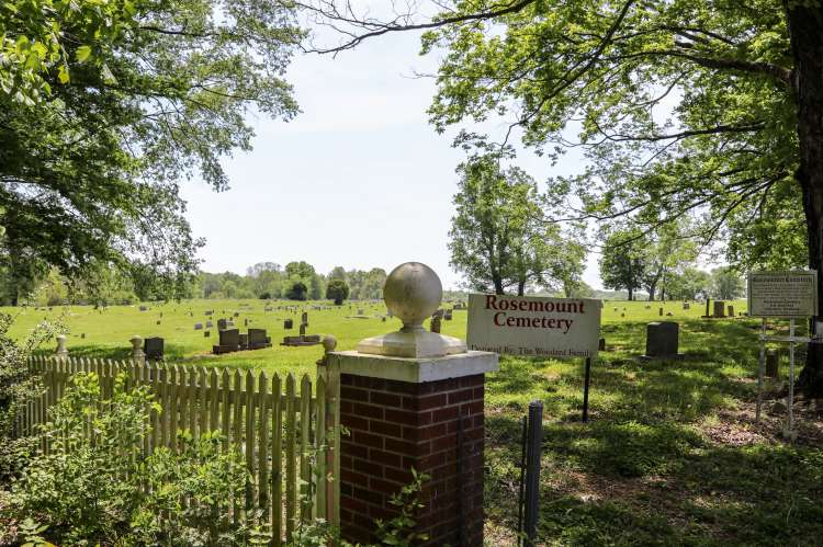 Rosemount Cemetery 1