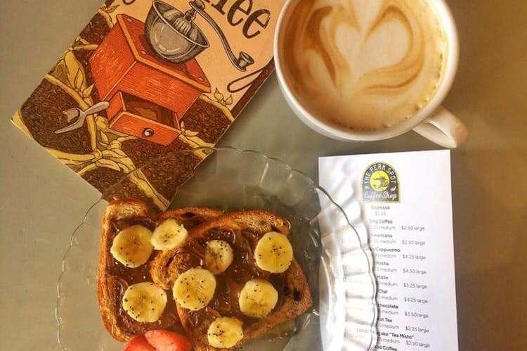 Perk Spot Coffee Shop