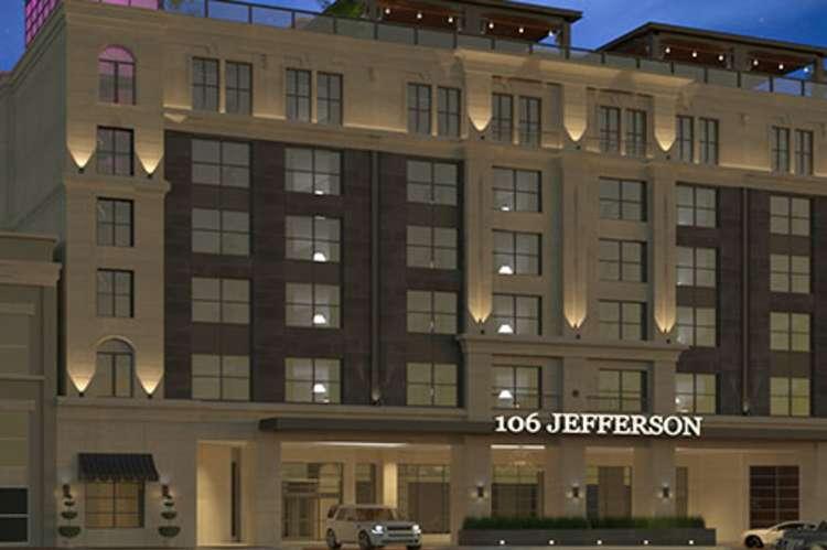106 Jefferson Downtown Huntsville