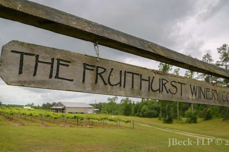 Entrance Fruithurst