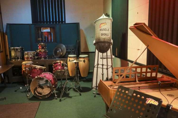 Fame Recording Studio 1