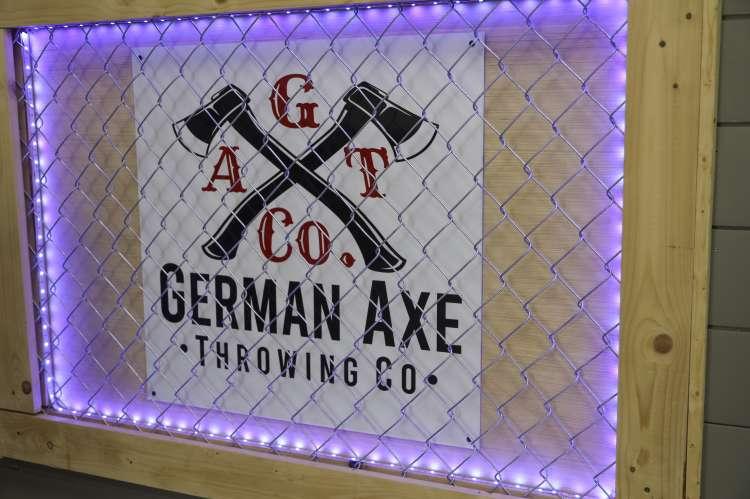 German Axe Throwing